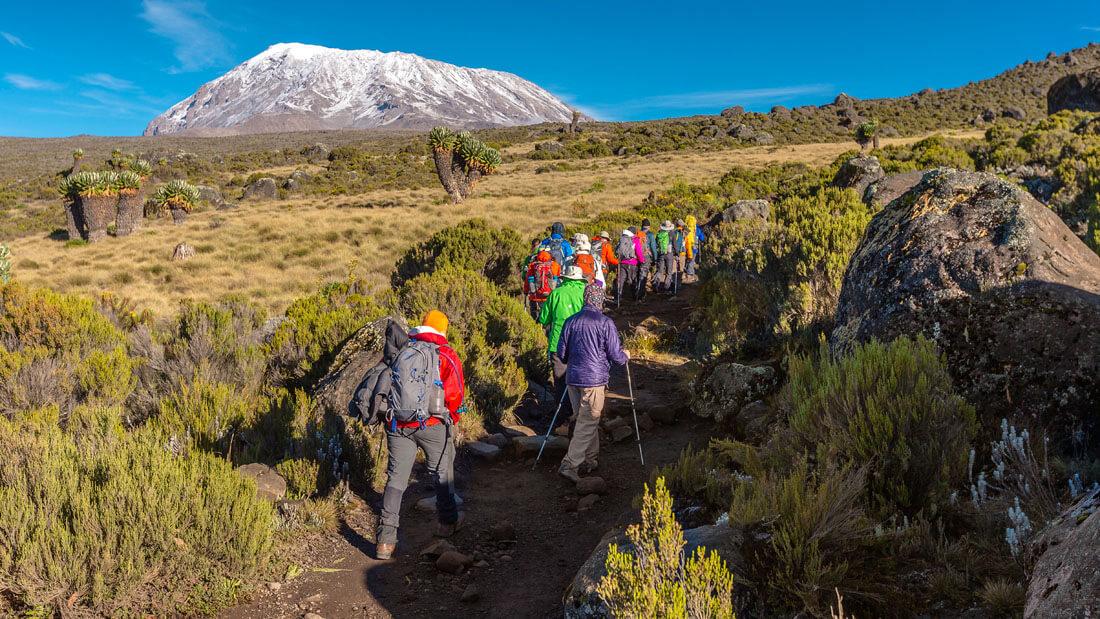 5-Day-Kilimanjaro-Climbing-Marangu-Route