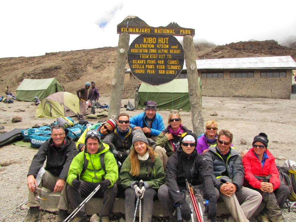 7-Day-Kilimanjaro-Trekking-and-Climbing-Rongai-Route-kibo-hut