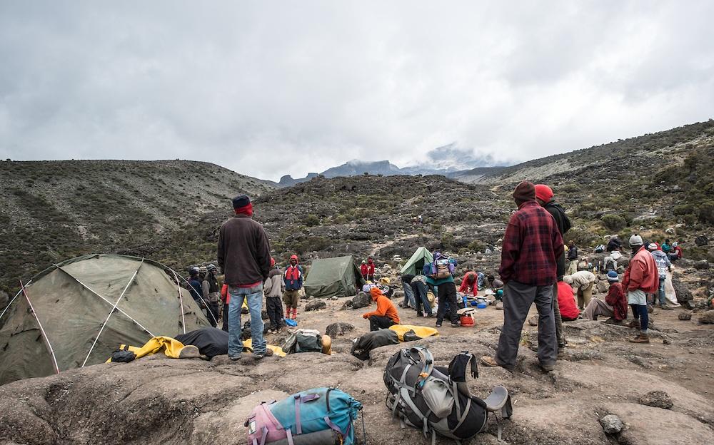 Climbing-Mt-Kilimanjaro-Moir-Hut-Camp
