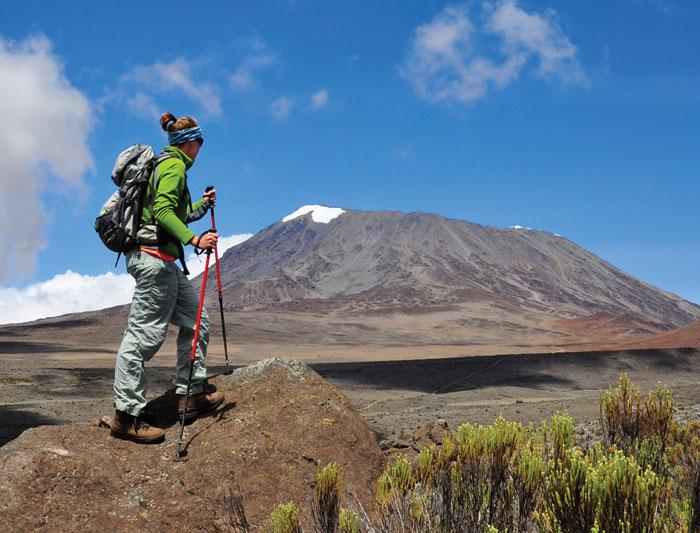 Kilimandscharo-Besteigung-Marangu-Route