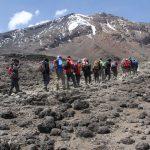 Kilimanjaro-Rongai-route trekking