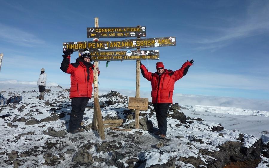 Kilimanjaro-Summit-trekking