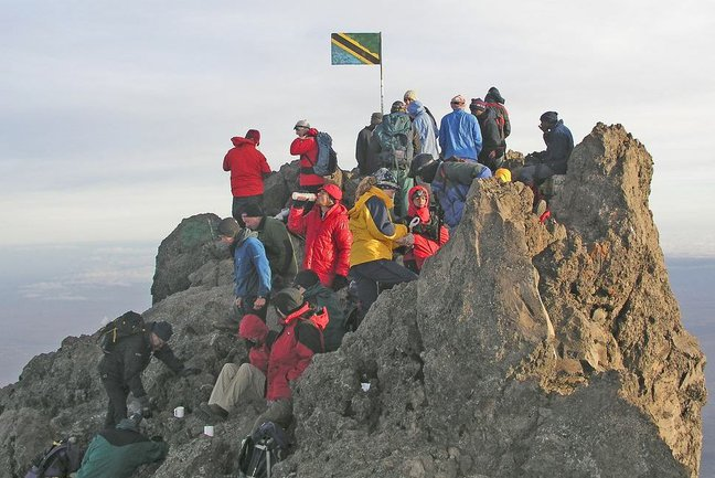 trekking-to-mount-meru-tanzania