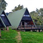Kilimanjaro-climbing-marangu-route-huts-at-mandara